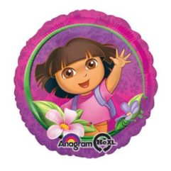 18in dora the explorer Balloon Delivery