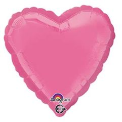 18in rose heart Balloon Delivery