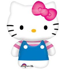 30 in hello kitty summer Balloon Delivery