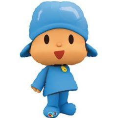 41in pocoyo Balloon Delivery