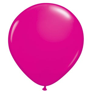 Remarkable, and Filled latex balloon suggest you
