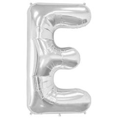 16in silver letters e Balloon Delivery