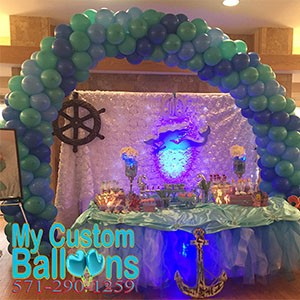 26 Foot Traditional Balloon Arch