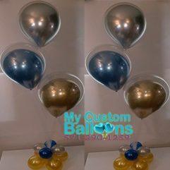 Centerpiece Balloon inside balloon Balloon Delivery