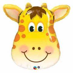 14In Jolly Giraffe Balloon Delivery