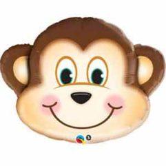 14In Mischievous Monkey Balloon Delivery