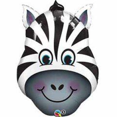 14In Zany Zebra Balloon Delivery