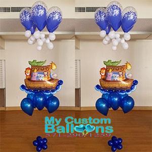 Noah S Ark Balloon Decoration My Custom Balloons