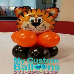 Tiger CP1 Balloon Delivery