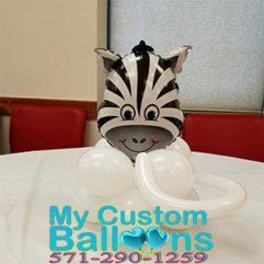 ZebraCp1 Balloon Delivery
