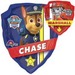 27in paw patrol Balloon Delivery
