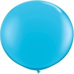 3ft robin blue latex qualatex Balloon Delivery