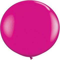 3ft wild berry latex qualatex Balloon Delivery