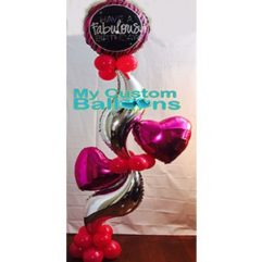 HB Curve Balloon Balloon Delivery