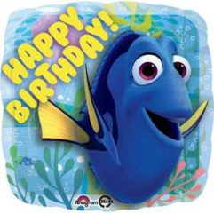 18in Finding Dory HB4 Balloon Delivery