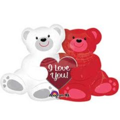 35In Love Bears Balloon Delivery