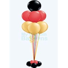 Balloon tree table cp deluxe7 Balloon Delivery