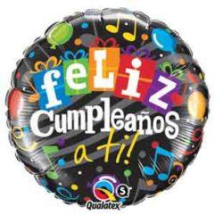 18In Feliz Cumpleanos A Ti Balloon Delivery