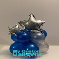 Balloon weight stars Balloon Delivery