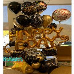 Arrangement HB Age Balloon Delivery