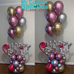 Hb Arrangement Balloon Delivery