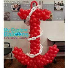Anchor Balloon Delivery